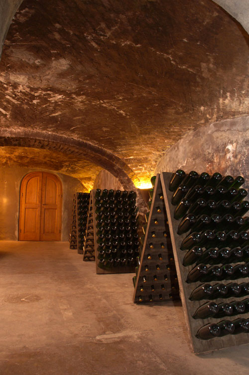 Weird Italy cantina-gancia005 Amazing Underground Cathedrals in Canelli Magazine What to see in Italy  wine underground cathedrals tuff spumante piemonte italian wine gancia canelli asti