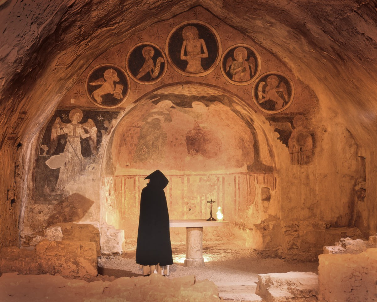 Weird Italy narni-underground Narni underground: The Inquisition Trial and the Room of Torment in Narni Featured Italian History Magazine What to see in Italy  utec Umbria torture room torture room of torment roman aqueduct narni underground Marco Cocceio Nerva inquisition trial