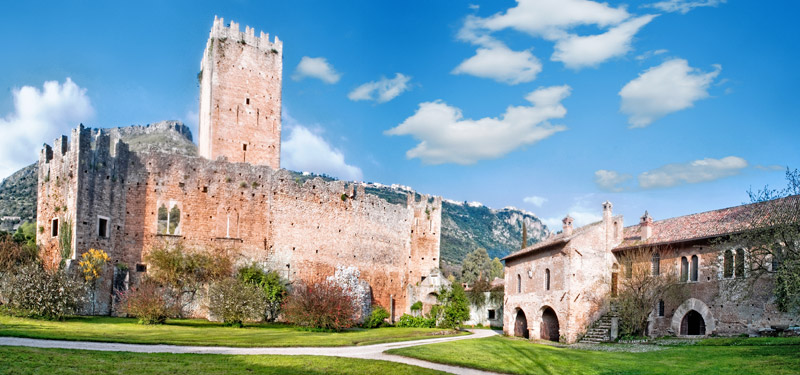 Weird Italy ninfa-castle 5 Spots To Go Off The Beaten Path In Italy What to see in Italy