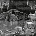 Weird Italy Lucifer-King-of-Hell-120x120 42 astonishing Dante's Inferno illustrations by Gustave Doré Featured Italian History Magazine  tuscany the divine comedy souls purgatory lost souls la divina commedia inferno illustrations hell heaven gustave doré