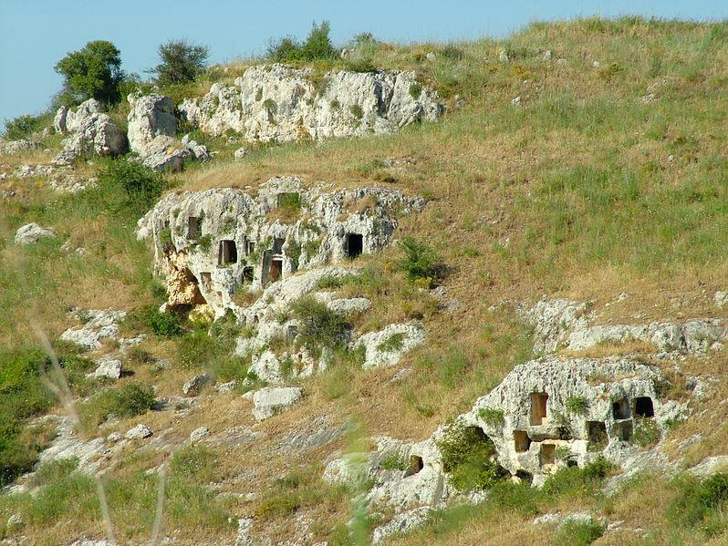 Pantalica Necropolis