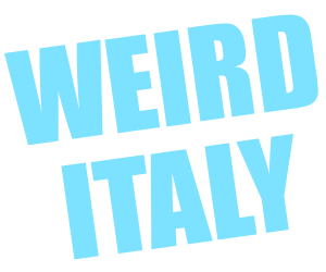 Weird Italy weird-italy-logo-small Weird Italy - Guide to Amazing Places and People in Italy