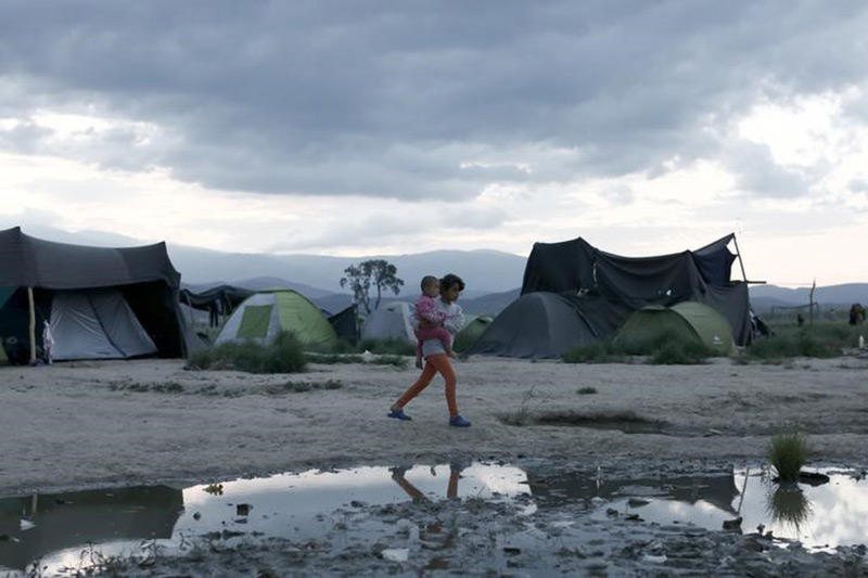 Weird Italy EUROPE-MIGRANTS-GREECE-MACEDONIA More than nine out of ten refugee and migrant children arriving in Europe through Italy are travelling alone Italy Crime News and Criminal Investigations Latest Italian News and Videos  unicef refugees north africa migrant children crime