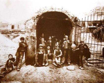 Weird Italy carusi-000 The lives of the Carusi, the slave miners of Sicily Featured Italian History Italy Crime News and Criminal Investigations Magazine  SULPHUR MINES sicily picuneri old photographs old images of Italy old images mines miners mine-boy Illegal labour Floristella Grottacalda Floristella Child Slavery in Sicily carusu carusi