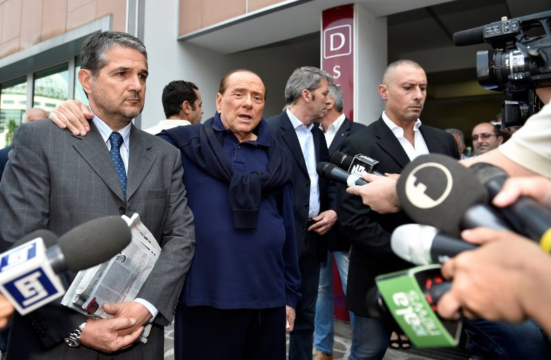 Weird Italy 2016-07-05T110751Z_1_LYNXNPEC640LG_RTROPTP_4_BERLUSCONI-MILAN-e1467717367330 Berlusconi says close to AC Milan deal with Chinese buyers Latest Italian News and Videos  sport Silvio Berlusconi serie A footbal AC Milan