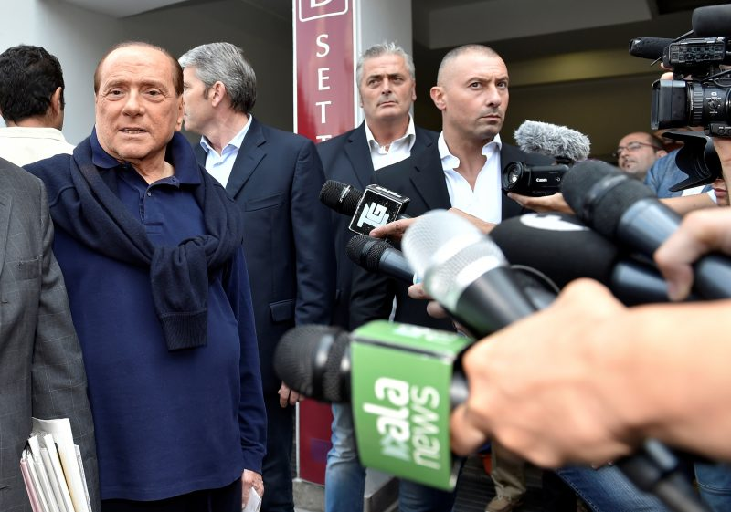 Weird Italy 2016-07-05T110751Z_1_LYNXNPEC640LI_RTROPTP_4_BERLUSCONI-MILAN-e1467717413699 Berlusconi says close to AC Milan deal with Chinese buyers Latest Italian News and Videos  sport Silvio Berlusconi serie A footbal AC Milan