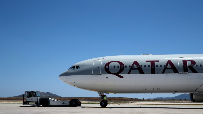 Weird Italy 2016-07-14T135005Z_1_LYNXNPEC6D0XN_RTROPTP_3_GREECE-TRANSPORT Qatar Airways to buy 49 percent of Italy's Meridiana Latest Italian News and Videos  Qatar Airways Meridiana Italian airline Aga Khan