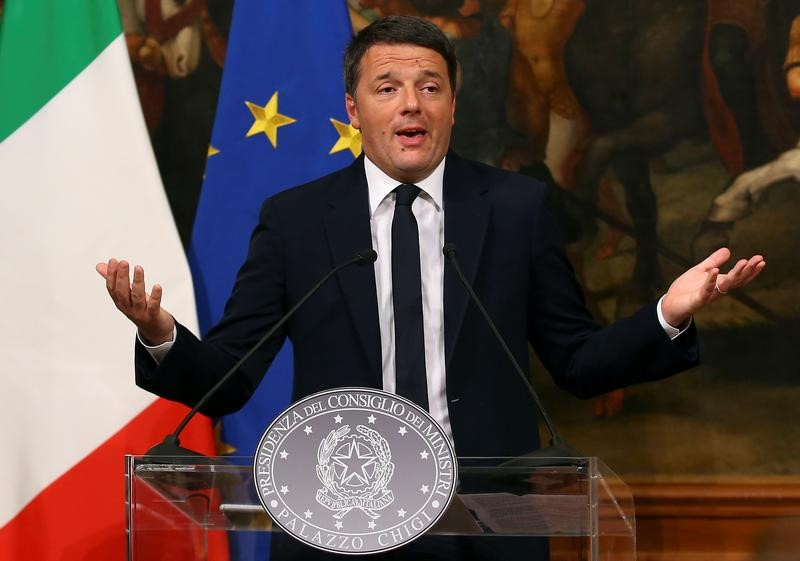 Weird Italy 2016-12-07T091020Z_1_LYNXMPECB60IK_RTROPTP_3_ITALY-REFERENDUM Italy PM Renzi to hand in resignation on Friday - parliamentary source Latest Italian News and Videos  Sergio Mattarella referendum matteo renzi