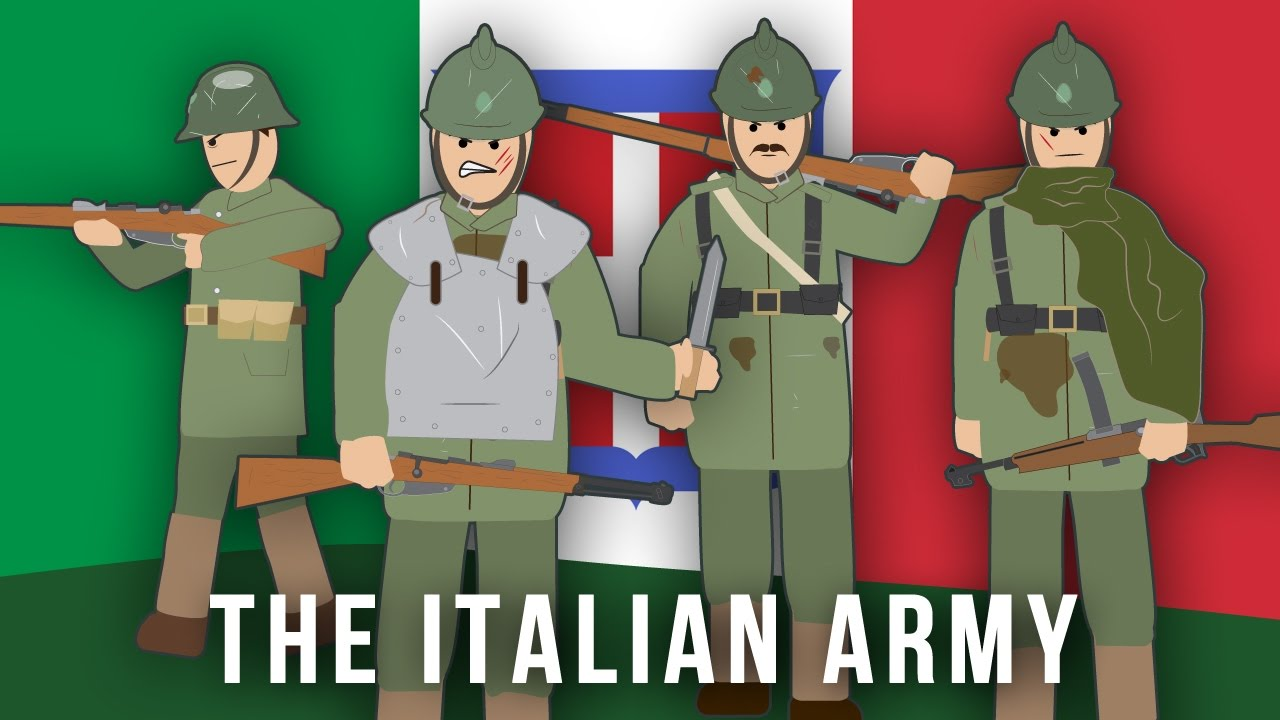 Weird Italy maxresdefault The Italian Army during WWI Italian History Latest Italian News and Videos  WW1 World War 1 Italian Army