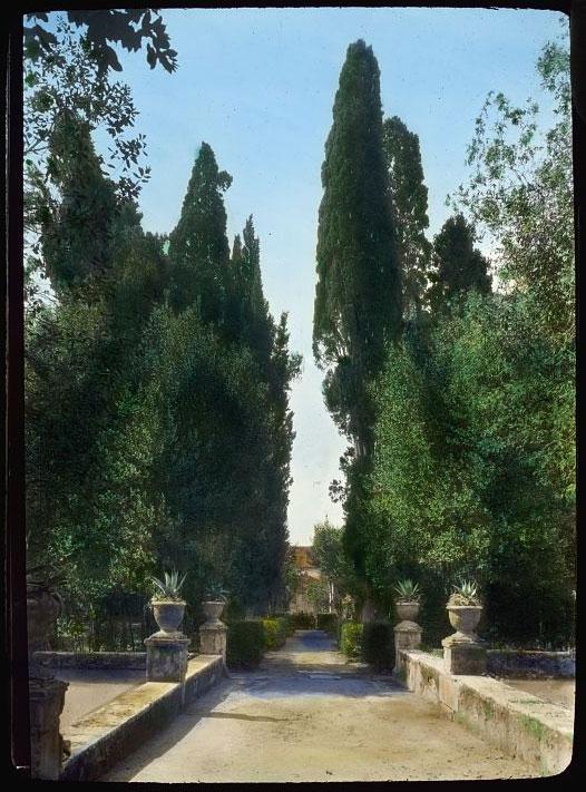 tivoli italy gardens