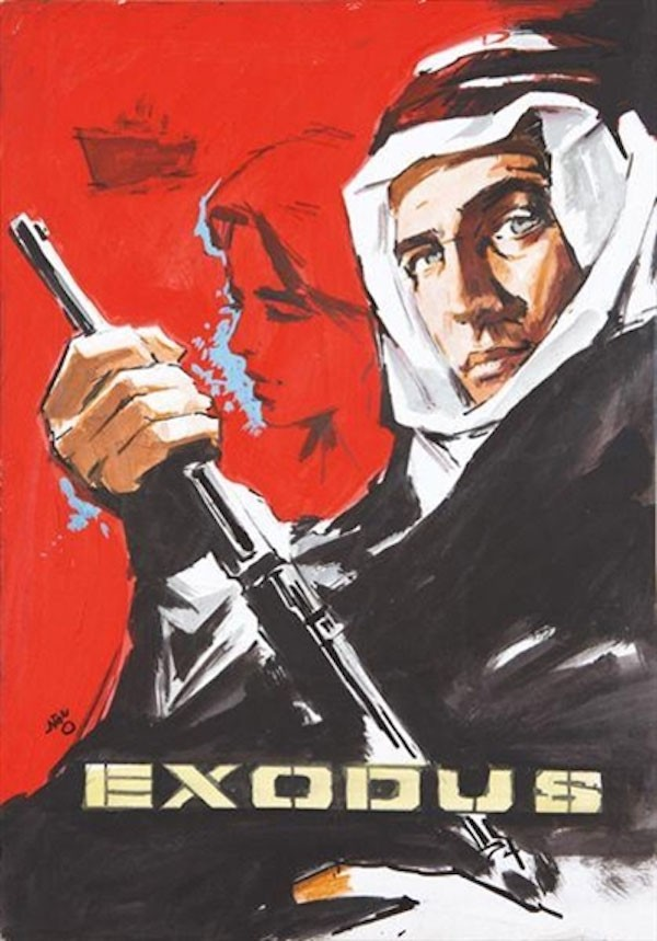 Weird Italy exodus The amazing Movie Posters of Silvano Campeggi Cinema Italian Art, Design & Photography Italian People  movie posters design