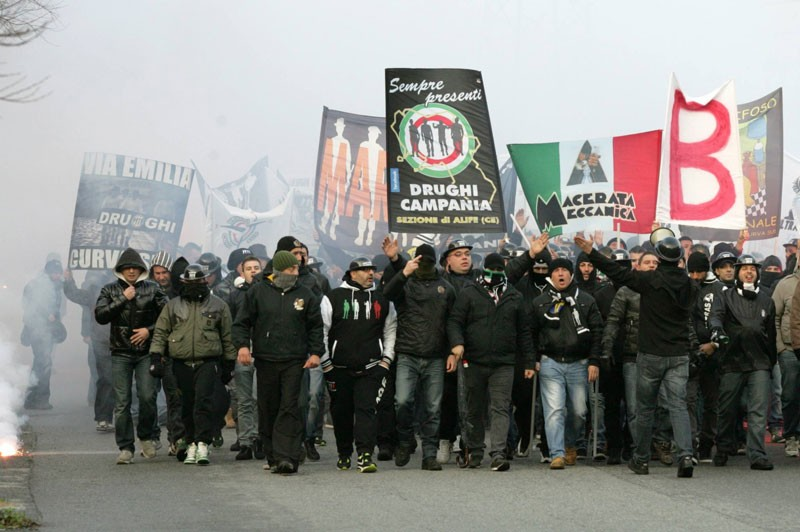 Weird Italy 12-leaders-of-Juventus-supporters-groups-arrested 12 leaders of Juventus ultras groups arrested for blackmailing Juventus to get free tickets and ticket touting Italy Crime News and Criminal Investigations Latest Italian News and Videos  turin torino Juventus football
