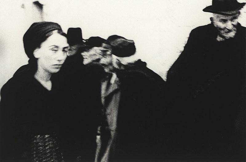 Mario Giacomelli, Scanno, 1959 © Archivio Mario Giacomelli - Simone Giacomelli