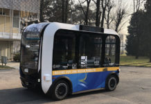 'Olli' Self-Driving Shuttle