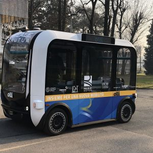 Weird Italy The-Deployment-Of-The-Olli-Self-Driving-Shuttle-Starts-In-Turin-300x300 Cover Page
