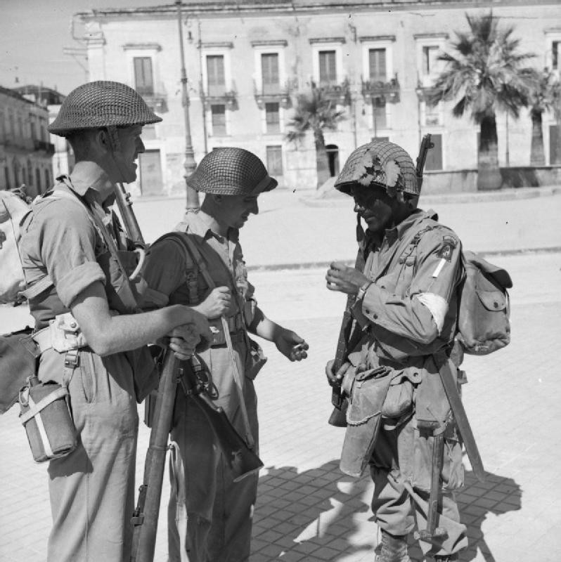 Weird Italy 9946694D-3FC2-4327-9E66-B88F4FBEBC0C 24 Old Photos of the Allied Invasion of Sicily, 1943 Featured Italian History  ww2 World War 2 sicily
