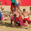 Weird Italy DD14E700-5F0E-49FA-8657-988055E83D91-120x120 Calcio Fiorentino, what is it, images and history of the ancestor of football Featured Italian History Italian People What to see in Italy  tuscany sport