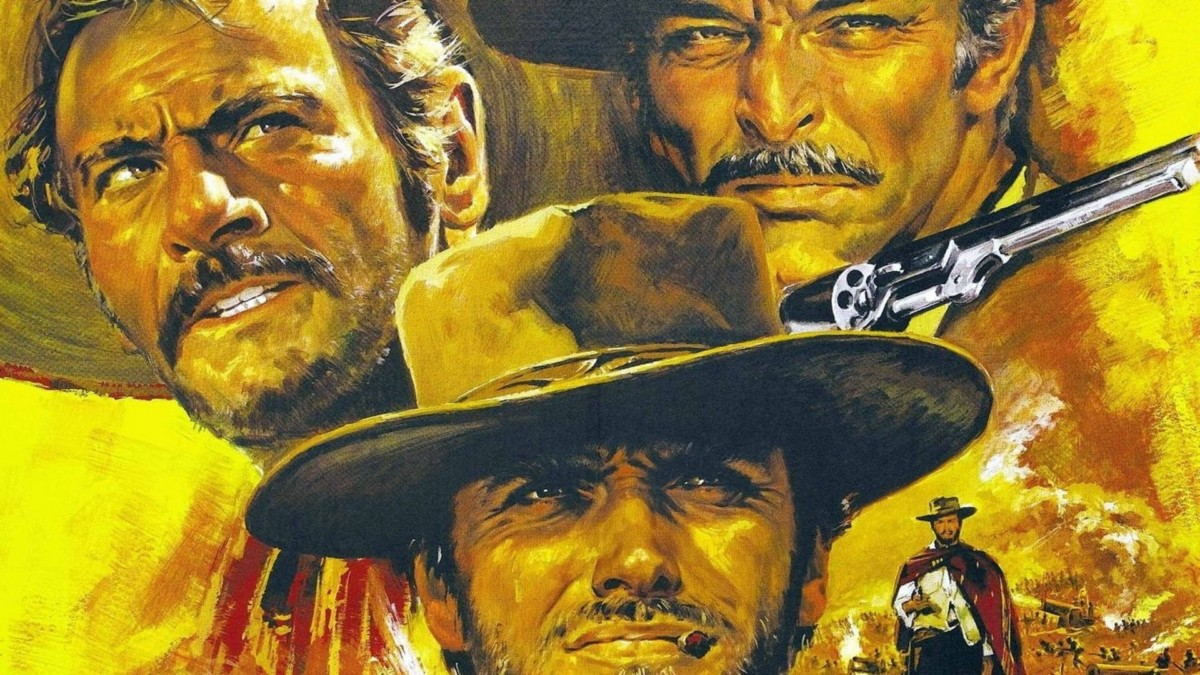 Weird Italy kYXuiE6BUPJVVKkrMeQEroKdTAZ 5 Great Movies by Sergio Leone (with trailers and wallpapers) Featured Italian Art, Design & Photography Italian Cinema Italian People  spaghetti western sergio leone enno morricone clint eastwood