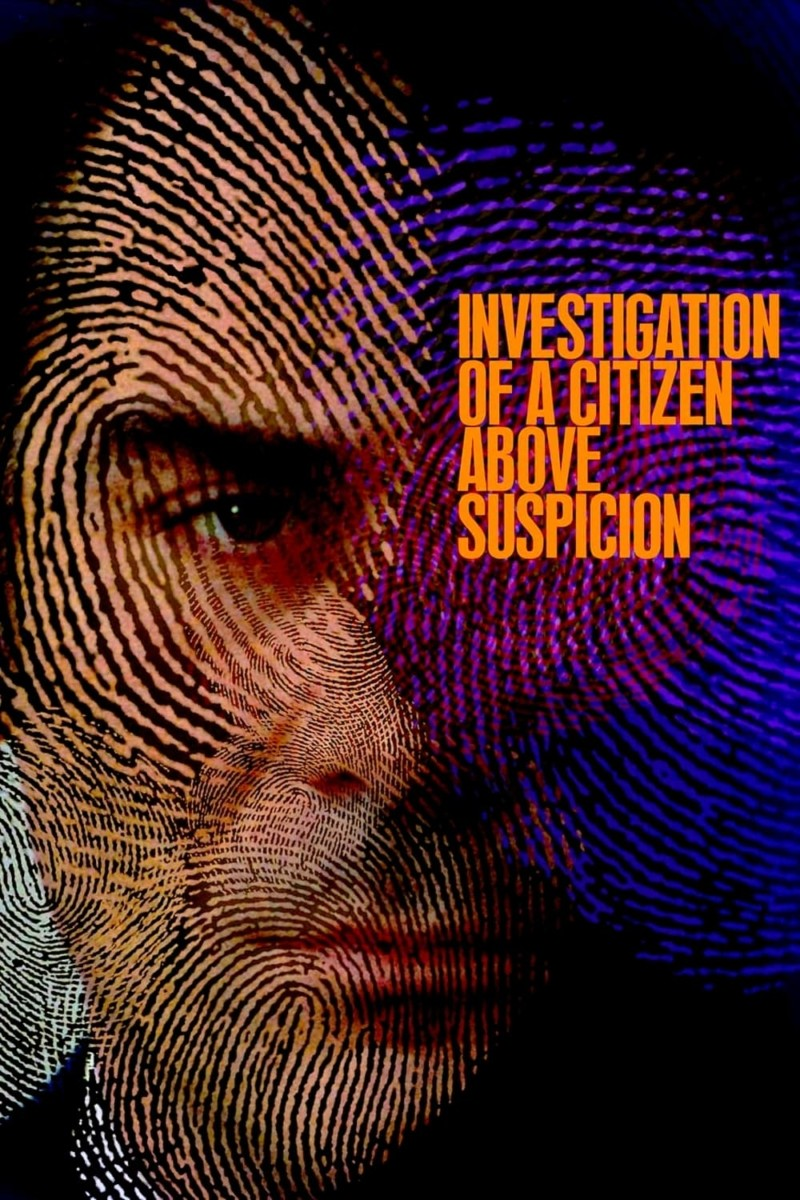 Weird Italy vPTZwlq1IC4o1DCsEZEl2uGljzm Investigation of a Citizen Above Suspicion