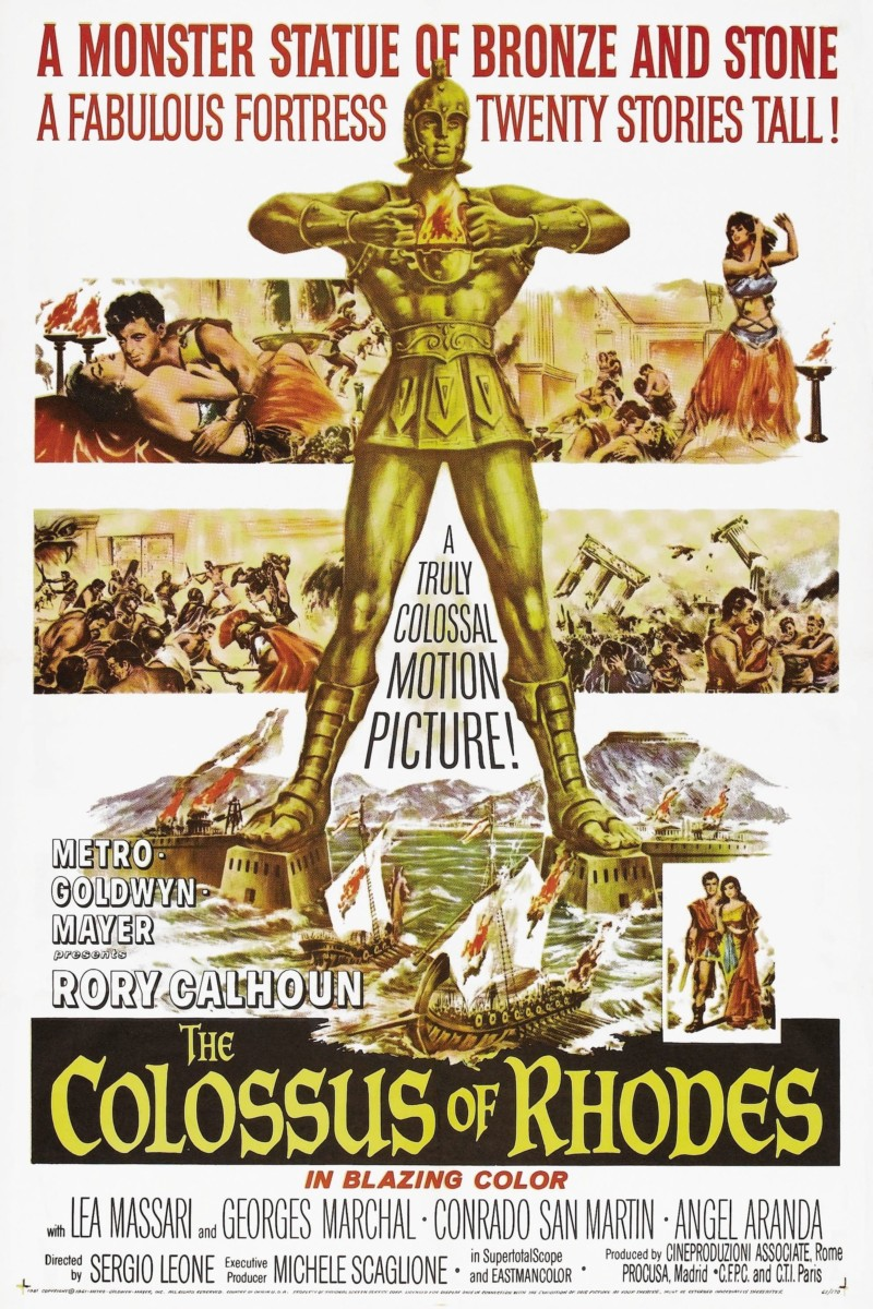 Weird Italy xOt1RCHmGT47XpBf6wZNHX9Z74H The Colossus of Rhodes
