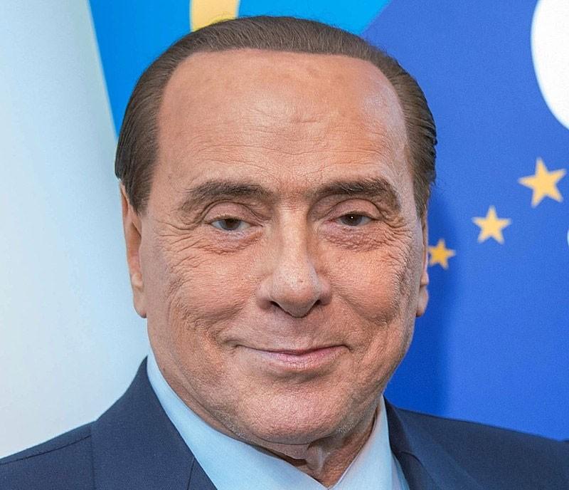Weird Italy silvio-berlusconi-coronavirus Italian media tycoon and former PM Silvio Berlusconi positive for coronavirus