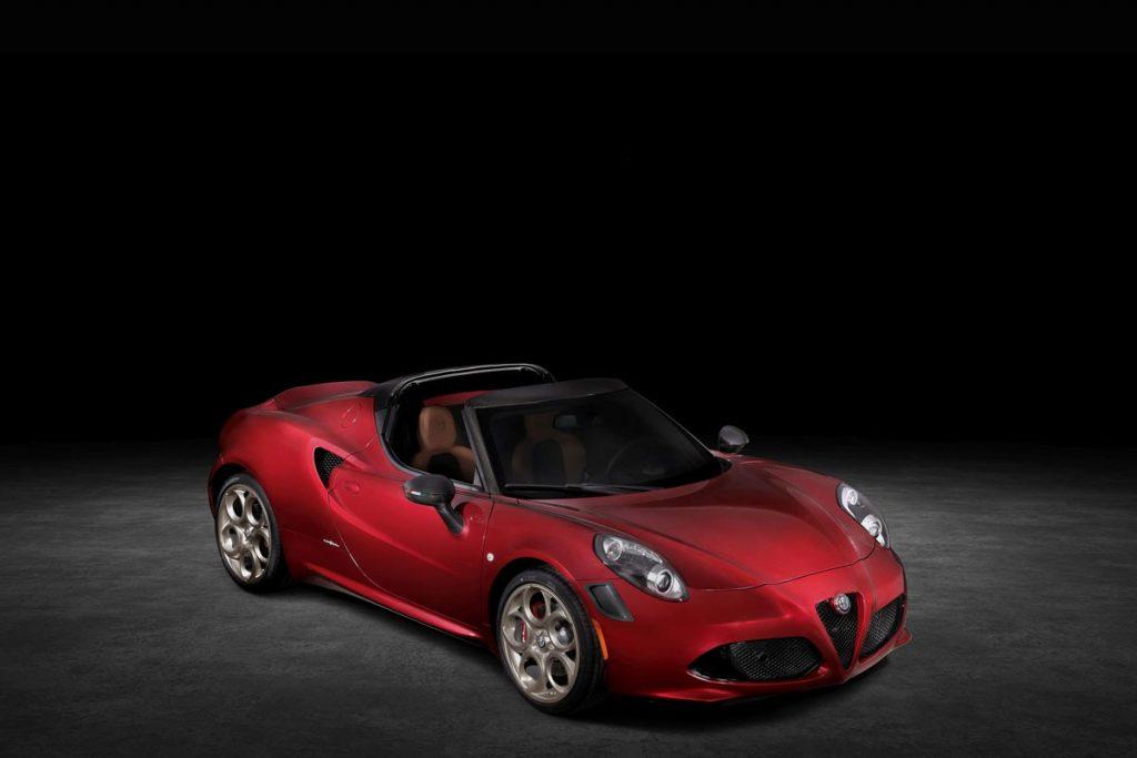 Weird Italy Alfa-Romeo-4C-Spider-33-Stradale-Tributo-1024x683 Alfa Romeo Announces 4C Spider 33 Stradale Tributo Italian Art, Design & Photography  cars alfa romeo