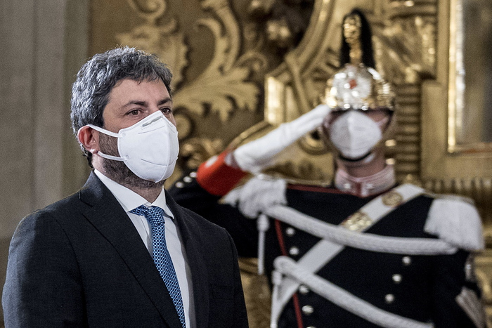 Weird Italy conte-gives-exploratory-mandate-to-house-speaker Conte gives 'exploratory mandate' to House Speaker What happened in Italy today
