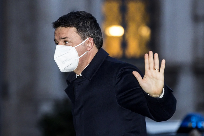 Weird Italy not-personal-clash-with-conte-says-renzi Not personal clash with Conte says Renzi What happened in Italy today