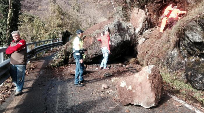 Weird Italy 1-killed-as-boulder-hits-car 1 killed as boulder hits car What happened in Italy today