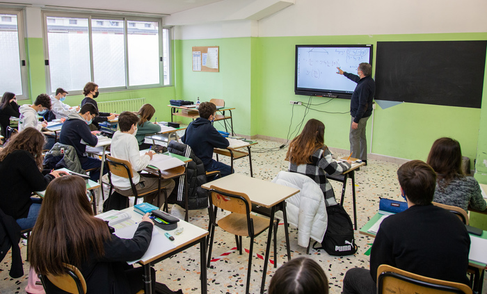 Weird Italy almost-all-italys-pupils-finally-back-in-school Almost all Italy's pupils finally back in school What happened in Italy today