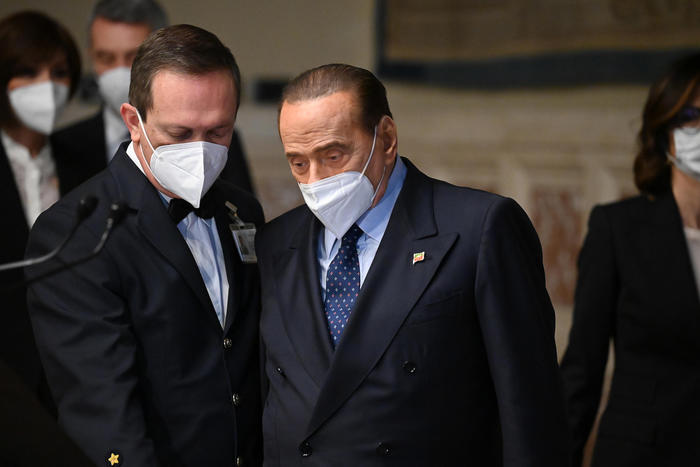 Weird Italy berlusconi-bruises-side-in-fall Berlusconi bruises side in fall What happened in Italy today