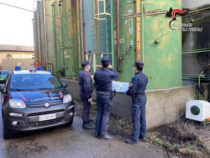 Weird Italy chemicals-firm-sequestered-for-pollution-in-brescia Chemicals firm sequestered for pollution in Brescia What happened in Italy today