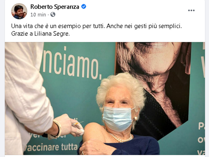 Weird Italy cops-probe-race-hate-agst-segre-after-vaccination Cops probe race hate agst Segre after vaccination What happened in Italy today