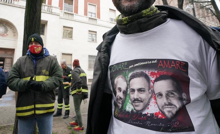 Weird Italy couple-get-30-yrs-for-farm-blast-that-killed-3-firemen Couple get 30 yrs for farm blast that killed 3 firemen What happened in Italy today