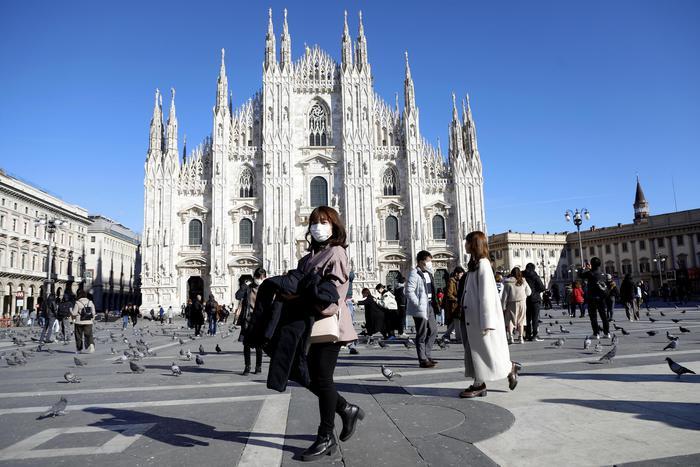 Weird Italy covid-milan-duomo-to-reopen-feb-11 COVID: Milan Duomo to reopen Feb 11 What happened in Italy today