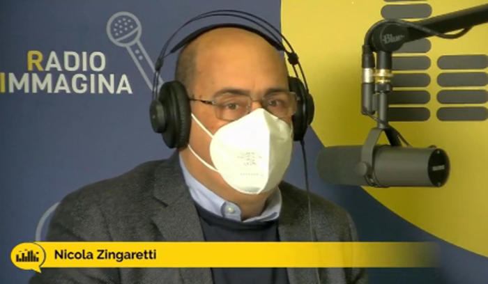 Weird Italy draghi-can-take-italy-out-of-uncertainty-zingaretti Draghi can take Italy out of uncertainty - Zingaretti What happened in Italy today