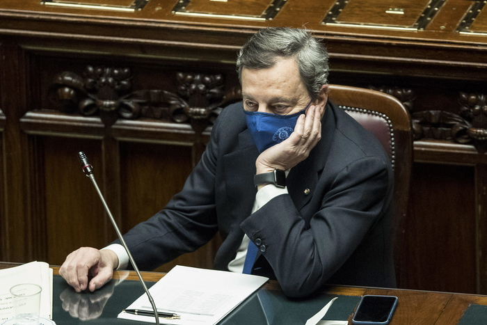Weird Italy draghi-govt-gets-down-to-work-after-winning-parliaments-backing Draghi govt gets down to work after winning parliament's backing What happened in Italy today