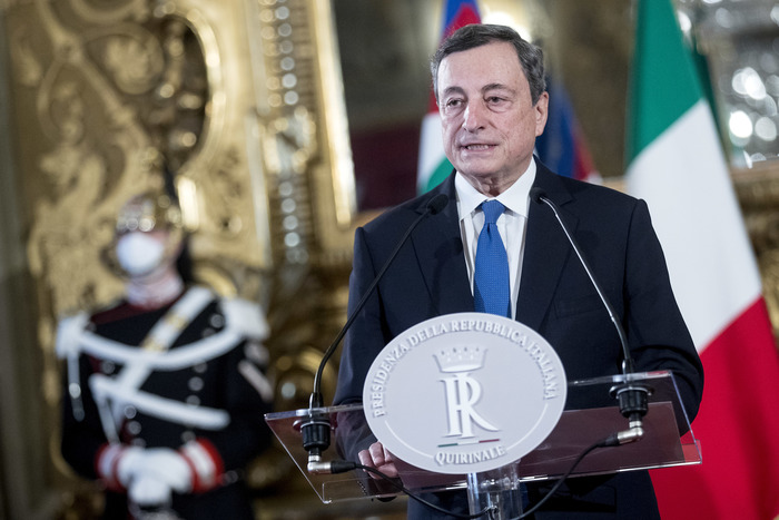 Weird Italy draghi-starts-talks-with-parties Draghi starts talks with parties What happened in Italy today