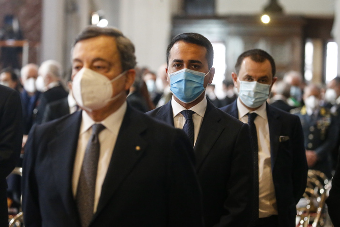 Weird Italy draghi-urges-eu-to-speed-up-vaccine-rollout Draghi urges EU to speed up vaccine rollout What happened in Italy today