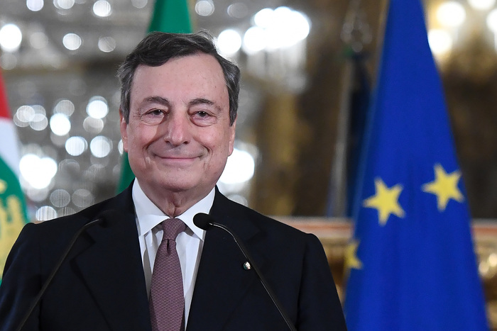 Weird Italy draghi-wraps-up-govt-presents-his-ministers Draghi wraps up govt, presents his ministers What happened in Italy today