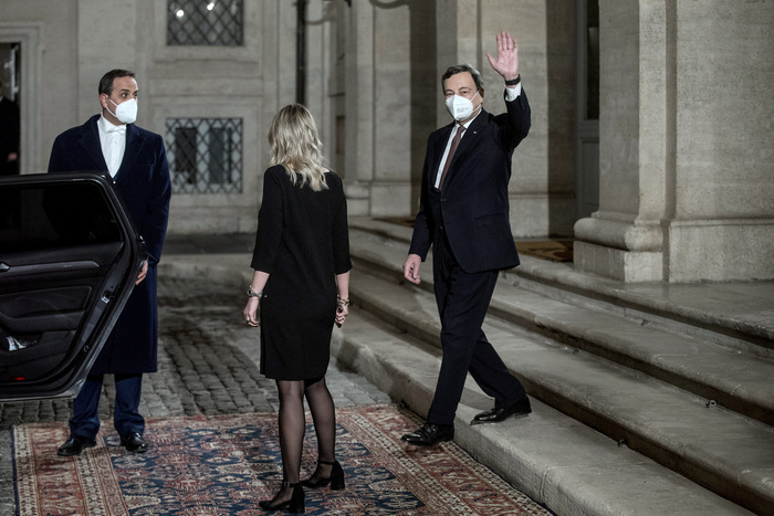Weird Italy draghis-cabinet Draghi's cabinet What happened in Italy today