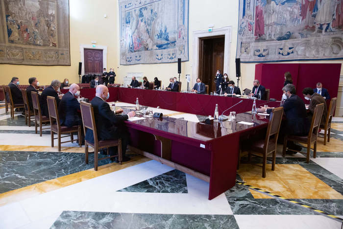 Weird Italy fico-holds-more-talks-before-reporting-to-mattarella Fico holds more talks before reporting to Mattarella What happened in Italy today