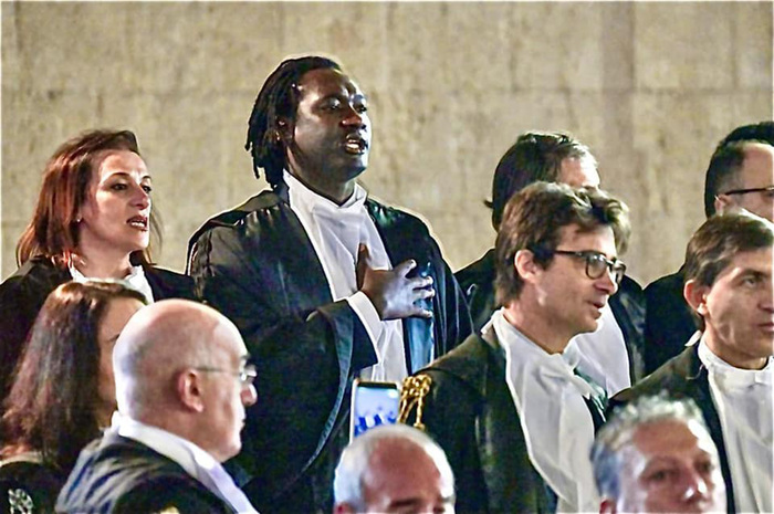 Weird Italy judge-asks-nigerian-italian-to-prove-hes-a-lawyer Judge asks Nigerian-Italian to prove he's a lawyer What happened in Italy today