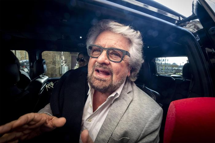 Weird Italy m5ss-grillo-calls-for-green-super-minister-in-new-govt M5S's Grillo calls for Green 'super-minister' in new govt What happened in Italy today