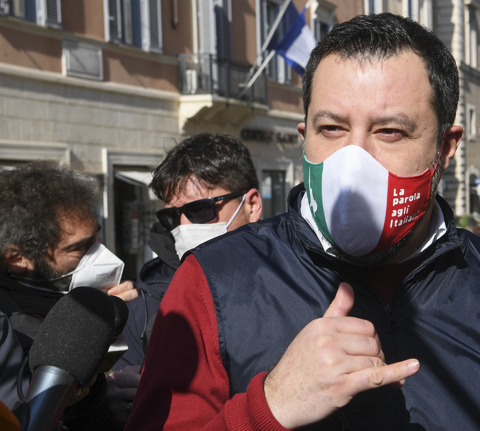 Weird Italy man-fired-for-selfie-with-salvini-while-off-sick-rehired Man fired for selfie with Salvini while off sick rehired What happened in Italy today