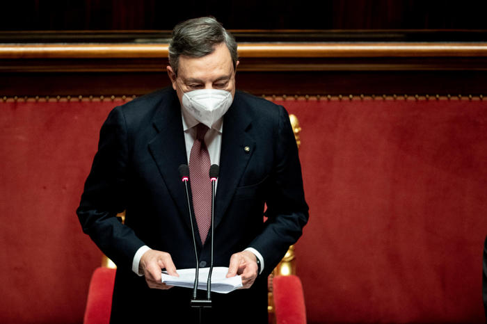 Weird Italy my-govt-will-tackle-emergency-pass-reforms-draghi My govt will tackle emergency, pass reforms - Draghi What happened in Italy today