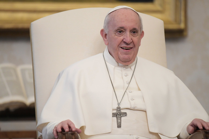 Weird Italy pope-gets-second-covid-jab Pope gets second COVID jab What happened in Italy today