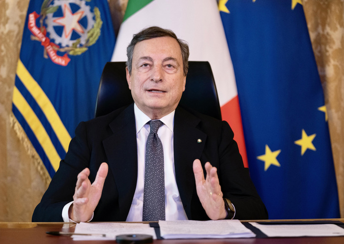 Weird Italy relaunching-transatlantic-agenda-crucial-draghi Relaunching Transatlantic agenda crucial - Draghi What happened in Italy today