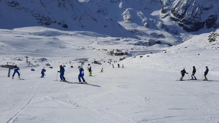 Weird Italy ski-slopes-to-reopen-feb-15 Ski slopes to reopen Feb 15 What happened in Italy today