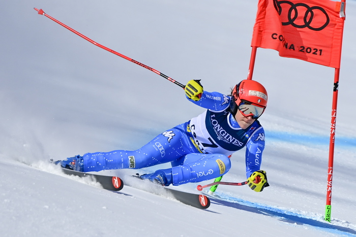Weird Italy skiing-brignone-disappoints-in-combined Skiing: Brignone disappoints in combined What happened in Italy today